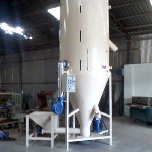 Silo mezclador-secador 3
